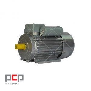 الکتروموتور تک فاز چدنی استریم ۱.۱ کیلووات 1500دور پایه دار
