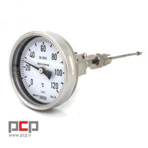 ترمومتر دما ۰ تا ۱۲۰ درجه برند ویکا استیل دنباله ۱۰ سانت 1