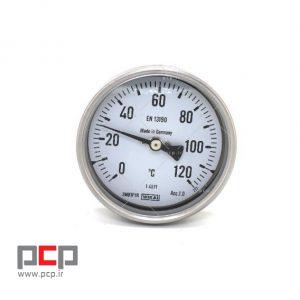 ترمومتر دما 0 تا 120 درجه برند ویکا استیل دنباله 40 سانت3
