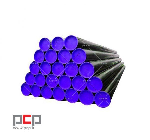 لوله فولادی مانیسمان برند JST سایز ۱۶ اینچ رده ۴۰