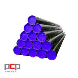 لوله فولادی مانیسمان برند JST سایز ۲۴ اینچ رده ۴۰