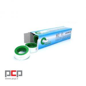 نوار تفلون سبز برند تهران مدل S۳۴ بسته ۱۲ عددی
