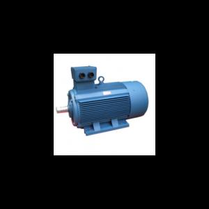 الکتروموتور سه فاز چدنی استریم ۱۱۰ کیلووات 1000دور پایه دار