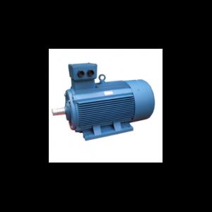الکتروموتور سه فاز چدنی استریم ۱۳۲ کیلووات ۱۵۰۰ دور پایه دار