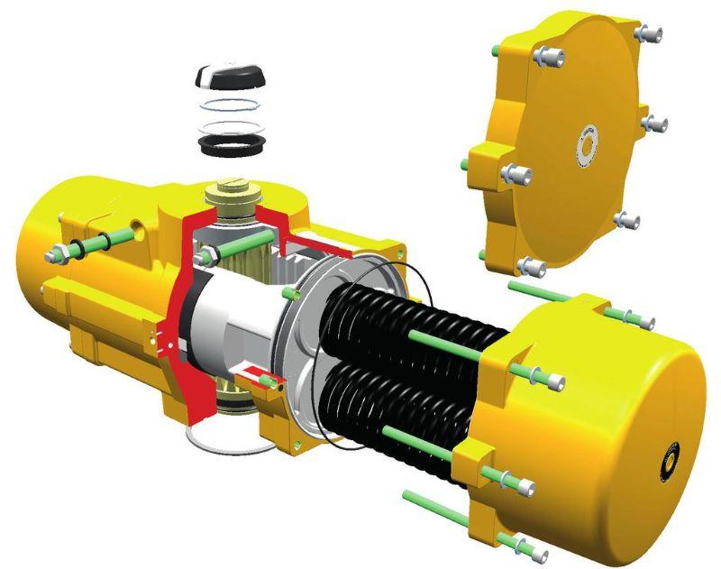 بررسی نقش تعمیرات اکچویتور در صنایع 3