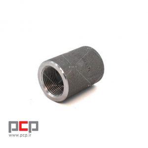 بوشن فولادی دنده ای فشار قوی T تایوان سایز ۱.۲-۱ اینچ کلاس ۳۰۰۰#