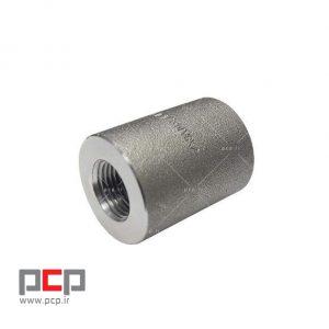 بوشن فولادی دنده ای فشار قوی T تایوان سایز 1.۲-۱ اینچ کلاس ۶۰۰۰#