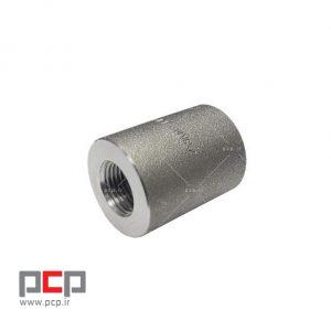 بوشن فولادی دنده ای فشار قوی T تایوان سایز 1.۴-۱ اینچ کلاس ۶۰۰۰#