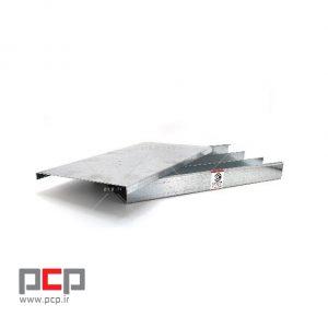 ترانکینگ فلزی کفی برند کاسپین پایپ عرض ۲۰ ارتفاع ۴ سانت ورق ۱.۲۵1