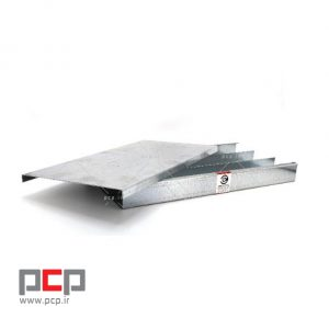 ترانکینگ فلزی کفی برند کاسپین پایپ عرض ۲۰ ارتفاع ۴ سانت ورق ۱.۵