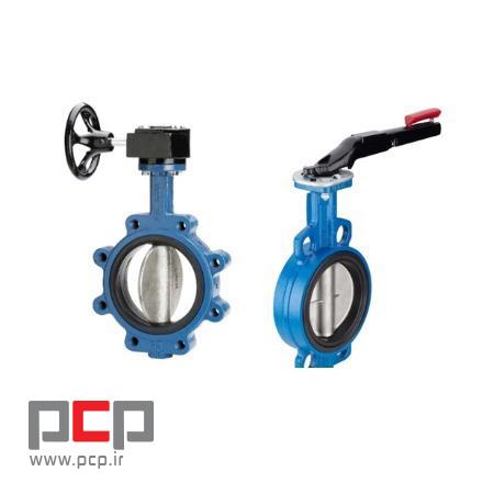 تعمیرات انواع شیر پروانه ای در شرکت 2 PCP