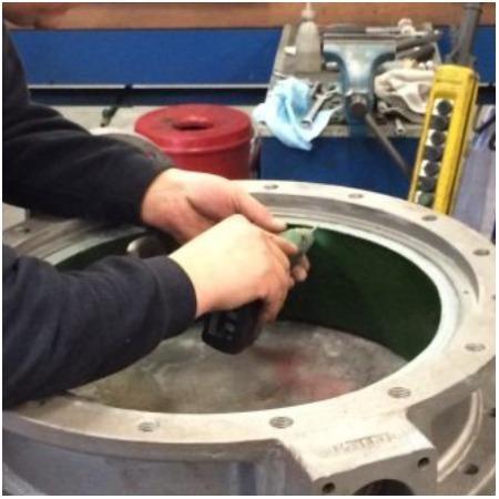 تعمیرات انواع شیر پروانه ای در شرکت PCP