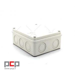 جعبه تقسیم پلاستیکی روکار ابعاد ۱0۲۰ سانت برند البرز
