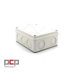 جعبه تقسیم پلاستیکی روکار ابعاد 15.10سانت برند البرز