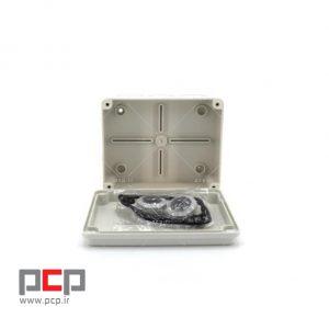 جعبه تقسیم پلاستیکی روکار ابعاد 15.10 1سانت برند البرز2
