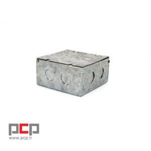 جعبه تقسیم گالوانیزه ۱. برند کاسپین پایپ سوراخ PG ۱۶