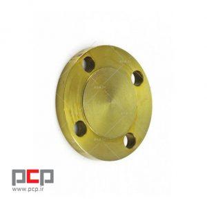 فلنج کور فولادی برند MELESI سایز ۱.۲ اینچ کلاس ۱۵۰