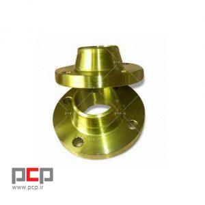 فلنج-گلودار-فولادی-برند-FAD-سایز-۱.۴-۱-اینچ-کلاس-۱۵۰-1