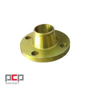 فلنج گلودار فولادی برند FAD سایز ۳ اینچ کلاس ۱۵۰ 1