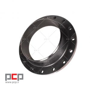 فلنج گلودار فولادی برند MELESI سایز ۱۶ اینچ کلاس ۱۵۰