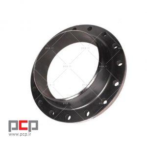 فلنج گلودار فولادی برند MELESI سایز ۱۸ اینچ کلاس ۱۵۰