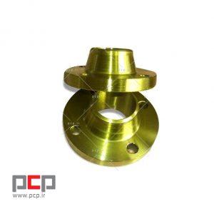 فلنج گلودار فولادی برند MELESI سایز ۱.1۲-۲ اینچ کلاس ۱۵۰