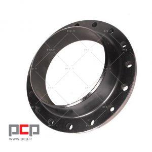 فلنج گلودار فولادی برند MELESI سایز ۲۰ اینچ کلاس ۱۵۰