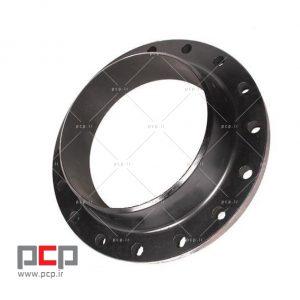 فلنج گلودار فولادی برند MELESI سایز ۲۴ اینچ کلاس ۱۵۰