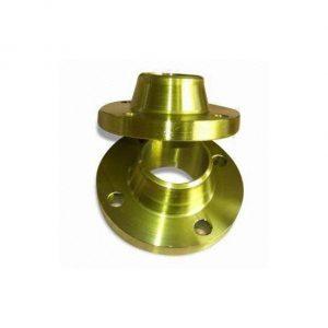 فلنج گلودار فولادی برند MELESI سایز ۲ اینچ کلاس ۱۵۰ 1