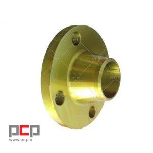 فلنج گلودار فولادی برند MELESI سایز ۳ اینچ کلاس ۱۵۰