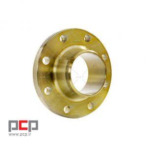 فلنج گلودار فولادی برند MELESI سایز ۵ اینچ کلاس ۱۵۰