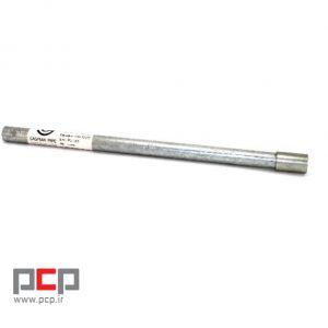 لوله کاندوئیت برق کاسپین پایپ سایز PG13.5 گالوانیزه گرم 2