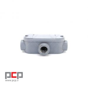 کاندولت آلومینیومی سه راهی برند کاسپین پایپ سایز PG۱۳.۵ 2