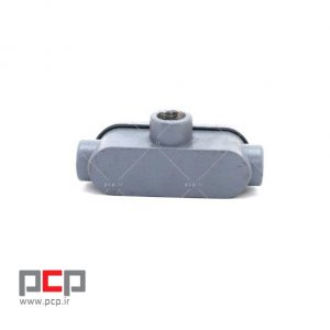 کاندولت آلومینیومی سه راهی برند کاسپین پایپ سایز PG۱۶4