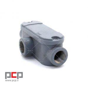 کاندولت آلومینیومی سه راهی برند کاسپین پایپ سایز PG۲۱